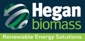 Hegan Biomass Logo